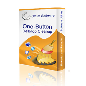 One-Button Desktop Cleanup